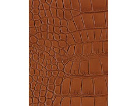 крокодил коричневый глянцевый