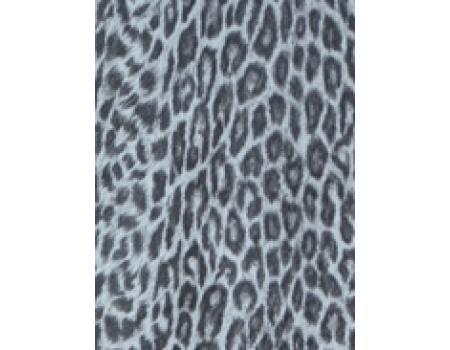 леопард чёрно белый