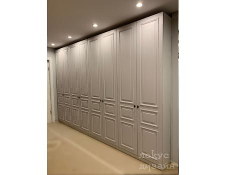 распашной шкаф 10