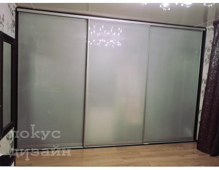 шкаф купе со стеклом 26
