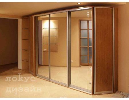 Шкаф с зеркалом 9